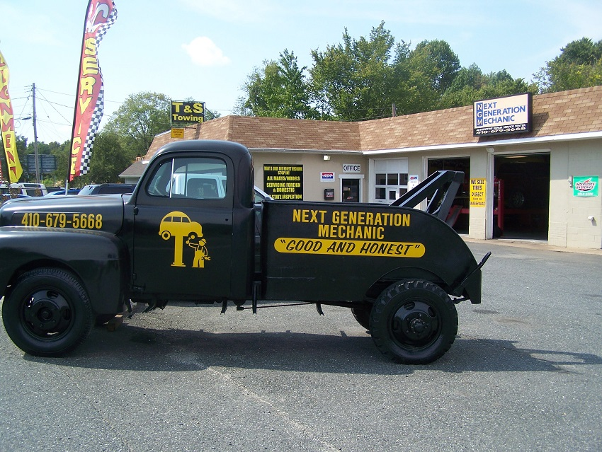 Auto Repair & Maintenance | Abingdon, MD | Next Generation Mechanic